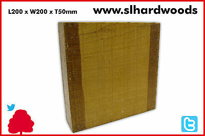 Stock Clearance Teak Solid Wood Turning Blank