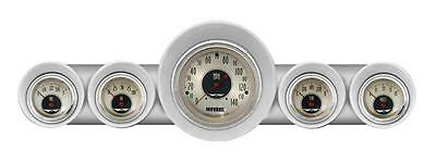 Classic Instruments 59-60 Chevy Impala Package w/ All American Nickel Gauges