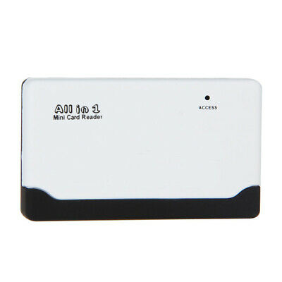 Card Reader USB Mini SDHC SD CF MMS Memory Stick M2