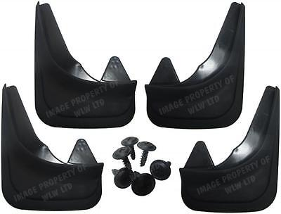 Rubber Moulded Universal Fit MUDFLAPS Mud Flaps for AUDI A2,A3,A4,A5,A8