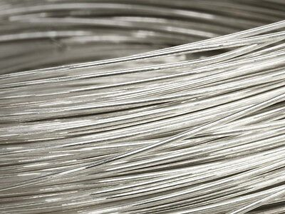Palladium Wire  0.950  0.8mm -1.5mm Round  Annealed / Various Solid  -