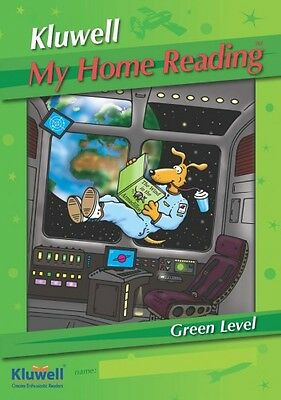 KLUWELL My Home Reading Diary Yellow, Green or Orange Level BNew Primary