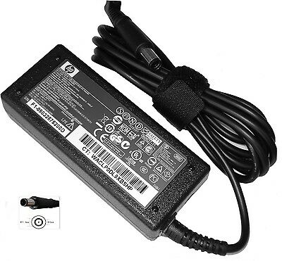 Genuine Original Hp Ac Adapter Charger For Hp Compaq 18.5V 3.5A Nsw 24187 65W