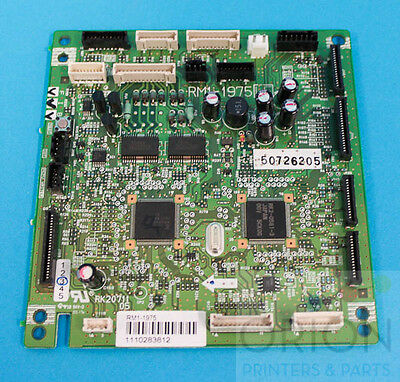 HP 1600/2600 RM1-1975 DC controller board assembly