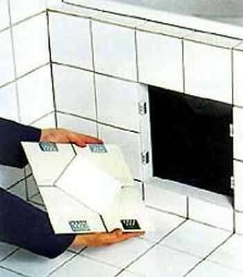Blanke Magnetic Tile Catch for Creating easy to remove Panels