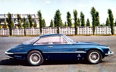 1963 Ferrari Pininfarina 400SA Speciale Superfast Photo J2415