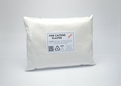 Casting Plaster of Paris - Various Types and Sizes Available
