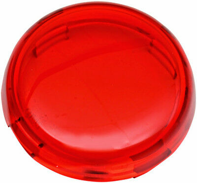 Red Turn Signal replacment Lens Dyna Low Rider FXDL Harley repl. OEM# 68973-00