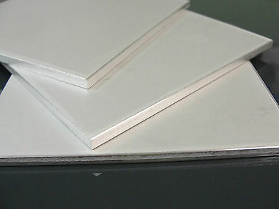Aluminium Sheet Plate 0.9 1.2 1.5 2.0 2.5 3.0 & 4.0mm Thick Guillotine Cut