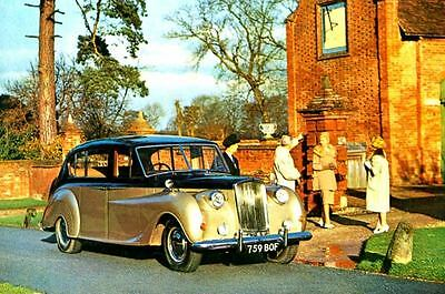 1964 Austin Princess 4 Liter Saloon Factory Photo J2989