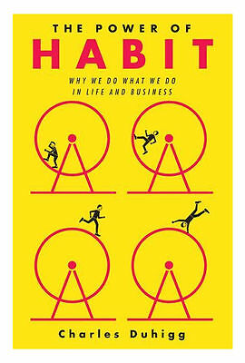 The Power of Habit : Why We Do What We Do in Life and Business by Charles Duhigg