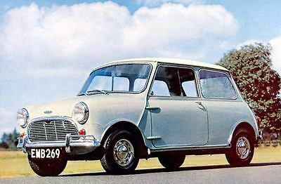 1965 Austin Mini Cooper Factory Photo J3387