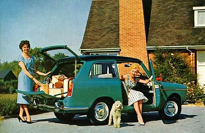 1965 Austin A40 Countryman Factory Photo J3391