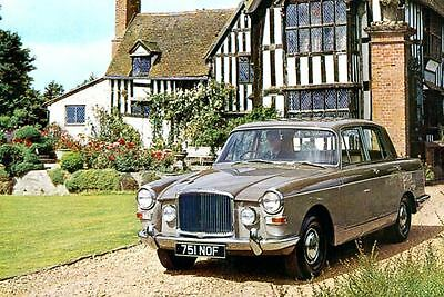 1965 Austin Vanden Plas Princess R4 Litre Factory Photo J3398