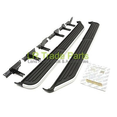 Land Rover Discovery 3 & 4 New Oe Quality Running Boards Side Steps - Vplap0035