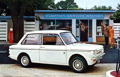 1967 Sunbeam Imp Sport Factory Photo J4028