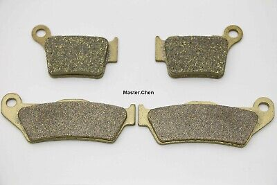 Front Rear Brake Pads For 2004-2005 KTM 300 EXC BRAKES FREE SHIPPING RE SETS