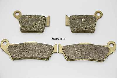 Front Rear Brake Pads For KTM 450 EXC BRAKES 2004 2005 2006 2007 EXC450 RE