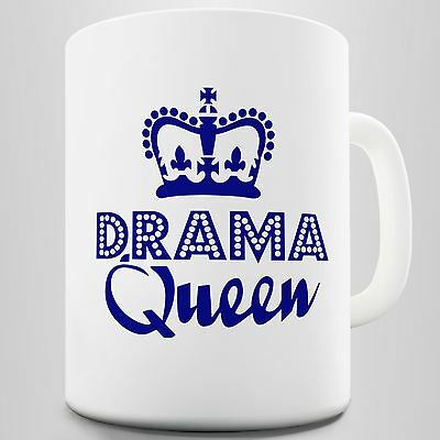 Drama Queen Novelty Mug