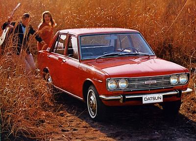 1969 Datsun 1600 Factory Photo J4319