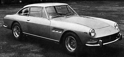 1966 Ferrari 330GT Factory Photo J4667