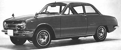 1967 Isuzu Bellett 1600GT Coupe Factory Photo J5652