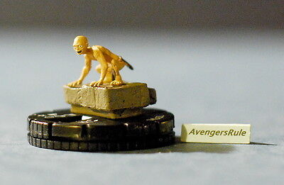 LOTR Heroclix The Two Towers 006 Smeagol
