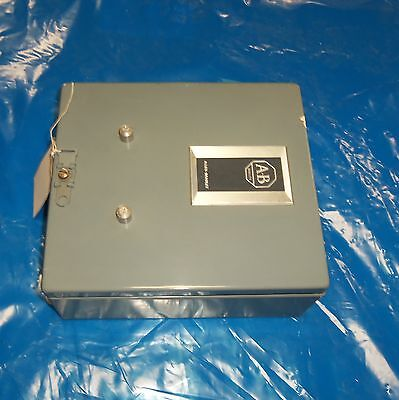 Allen-Bradley Size 0, Two Speed Separate Winding Multi-Speed Starter 715-Ajb11