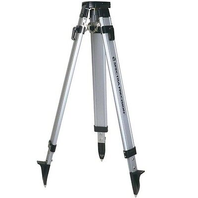 Spectra Tripod Heavy Duty Aluminum Laser Level Construction Tripod