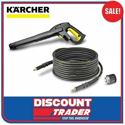 Karcher Quick Connect Accessory Set 12 Meter Hose K2-K7 - 2.643-909.0