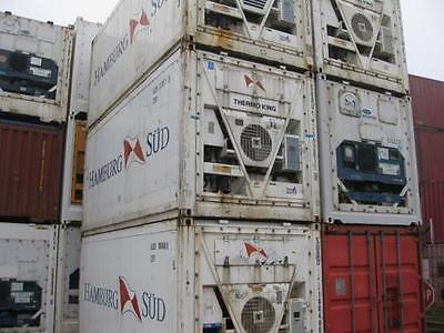 20ft Refrigerated Container NOR Non-Operating Reefer