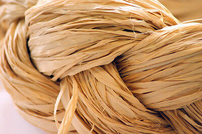 Raffia Natural 50g CT3601