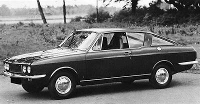 1970 Sunbeam Alpine Factory Photo J6900