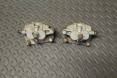 2 x Front brake calipers YFZ450 YFZ 450 Raptor 700 left & right - fits 2004-2012