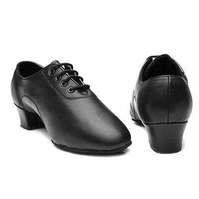 Brand New Adult Men's Ballroom Latin Tango Dance Shoes heeled Hot Sell 238