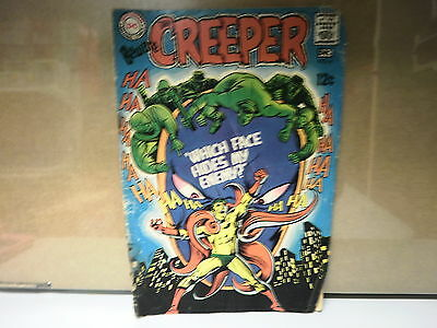 L3 Dc Comic Beware The Creeper Issue 4 December 1968 In Good Condition