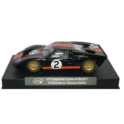 Slot Car Slot.it Ford MKII Endurance Classic Series 2011 Compatible Scalextric