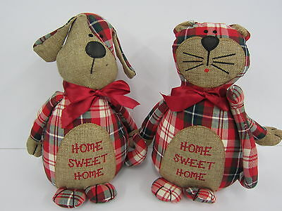 Lesser And Pavey Home Sweet Home Doorstop (2 Designs)