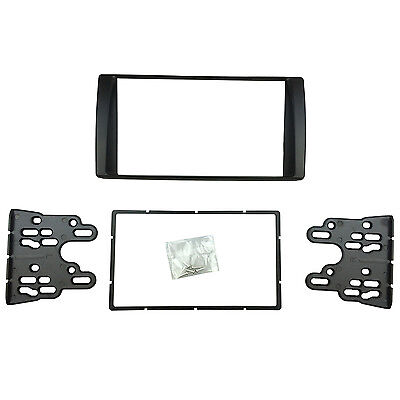 Double Din Dash Tim Kit for Toyota Camry 2001-2006 CD Stereo Panel Fascia Frame