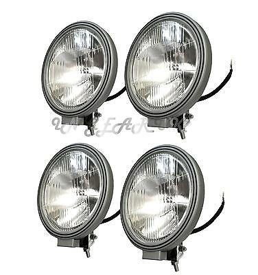 "8.7"" Halogen Driving Lamp FOUR 12v SPOT LIGHT spot lamps large 4X4 truck"