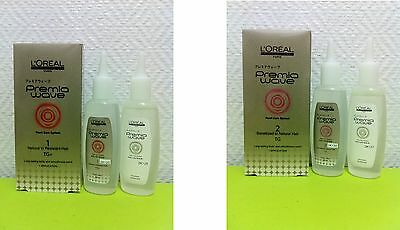 L'oreal  Premia Wave Pearl Care System 1 / 2 perm lotion