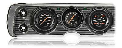 Classic Instruments 64 65 Chevelle Package w/ Velocity Black Gauges