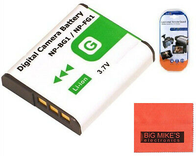NP-FG1 NPFG1 Battery For Sony Cyber-shot DSC-H70 DSC-H90 DSC-HX7V DSC-HX9V