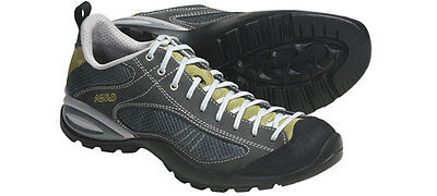 Shoes Scarpe Trekking Hiking Woman Donna Asolo Sunset Ml A25025 A514 Graphite