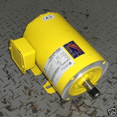 Ge ac industrial motor model 5k49wn4203x picclick for Ge motors industrial systems