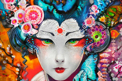 Psychedelic Trippy TRI17 A3 POSTER ART PRINT BUY 2 GET 3RD FREE