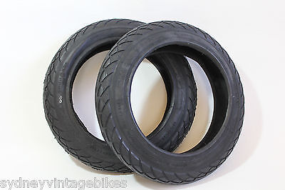 "PAIR 12-1/2"" x 2-1/4""INCH STROLLER JOGGER SCOOTER PRAM TIRES BIKE TYRES"