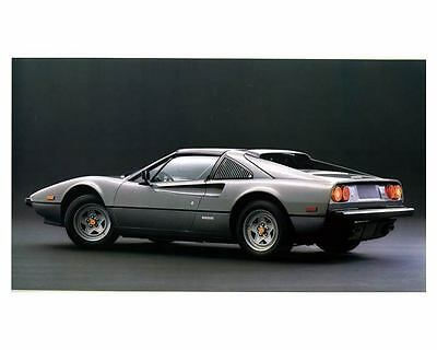 1983 Ferrari 308 Quattrovalvole Factory Photo c8831