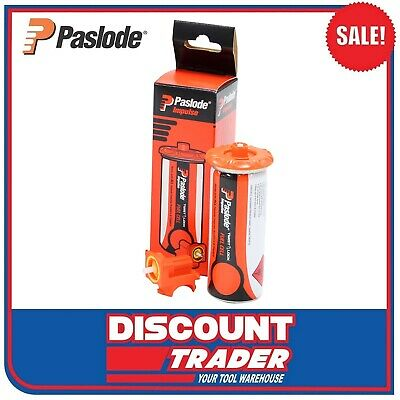 Paslode Impulse Twist 'n' Lock Bradder Fuel for All Finish Gas Nailers - B20544S