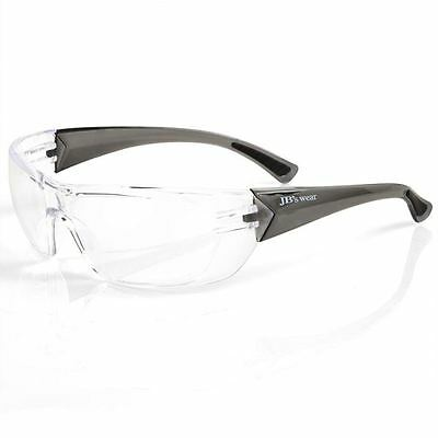 12 Pack Safety Glasses Arnie Spec  Aus Safety Standards Clear Visitor